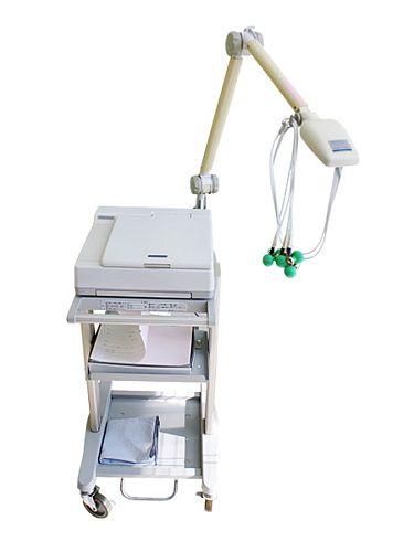 心電図検査機器の写真